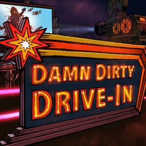The Damn Dirty Drive-In by The Damn Dirty Drive-In