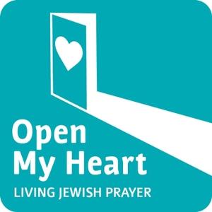 Open My Heart: Living Jewish Prayer by Rabbi Jonathan Slater