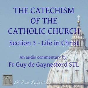 Catechism of the Catholic Church 3 – ST PAUL REPOSITORY by Fr Guy de Gaynesford STL