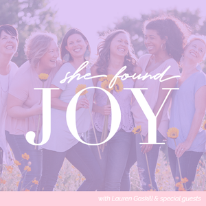 She Found Joy by Lauren Gaskill