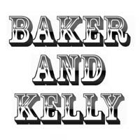 Baker and Kelly by Danny Baker, Danny Kelly