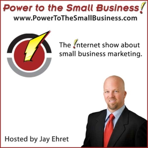 Power to the Small Business | Branding / Marketing Plans & Ideas / Social Media / Customer Experience Design / Digital Market by Jay Ehret