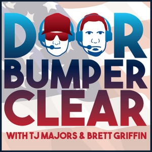 Door Bumper Clear - Dirty Mo Media by Dirty Mo Radio