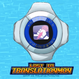 Lost in Translationmon - A Digimon Podcast by May Fisher-Guest