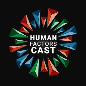 Human Factors Cast by Nick Roome, Billy Hall, and Blake Arnsdorff
