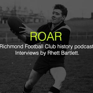 ROAR:  Richmond Football Club history by Rhett Bartlett