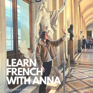 Learn French With Anna by bourgogneanna