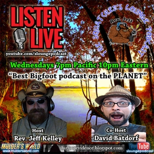 Squatchers Lounge Podcast by The Squatchers Lounge Podcast