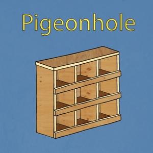 Pigeonhole by Cheryl Green: Multimedia Artist, Disability Activist