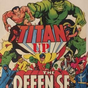 Titan Up The Defense by Nathan Hubbard