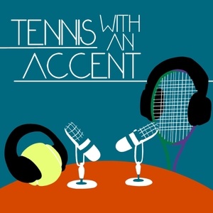 Tennis with an Accent by Saqib