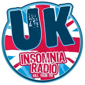 Insomnia Radio: UK by Stuart Morrison