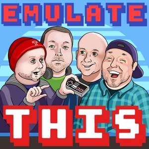 Emulate This; Retro Gaming Exploration by The Emulate This crew