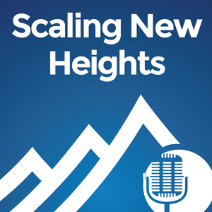 Scaling New Heights Podcast: Cutting Edge Training For Small Business Advisors by Woodard Events