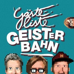 Gästeliste Geisterbahn by Donnie O'Sullivan, Markus Herrmann, Nilz Bokelberg, Maria Lorenz