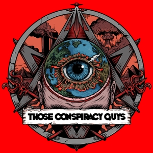 Those Conspiracy Guys by Gordon Rochford