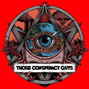 Those Conspiracy Guys by Gordon Rochford