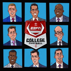 The ESPN College Football Podcast by ESPN