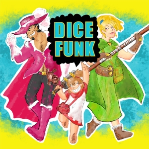 Dice Funk - D&D Comedy by Austin Yorski