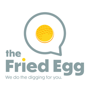 The Fried Egg Golf Podcast by the fried egg