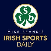 Irish Sports Daily Podcast by Mike Frank