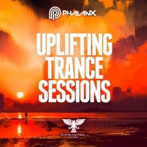 Uplifting Trance Sessions with DJ Phalanx by DJ Phalanx