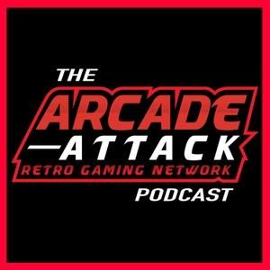 Arcade Attack Retro Gaming Podcast by Arcade Attack