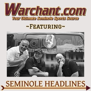 Warchant Podcasts featuring Seminole Headlines by Warchant.com