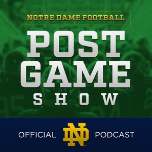 Notre Dame Football Post Game Show by Fighting Irish Media