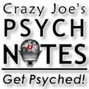 Crazy Joe's Psych Notes by Joseph Eulo