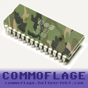 Commoflage by Commoflage