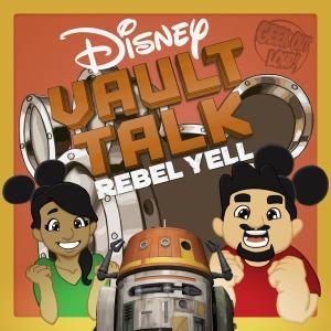 Rebel Yell – Geek Out Loud by Teresa Delgado and Steve Glosson