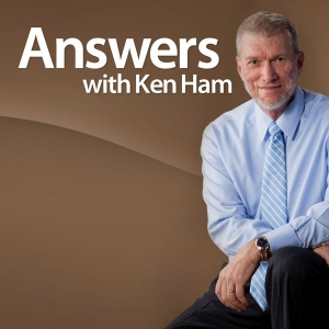 Answers with Ken Ham by Ken Ham and Mark Looy