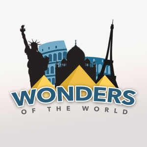 Wonders of the World by Caroline Vahrenkamp