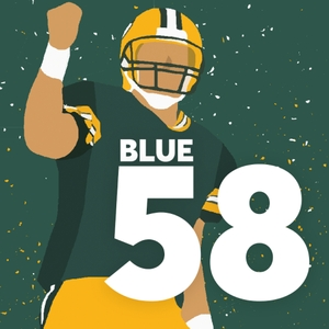 Blue 58 - A Packers Podcast by The Power Sweep