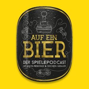 Auf ein Bier von Gamespodcast.de by Andre Peschke und Jochen Gebauer