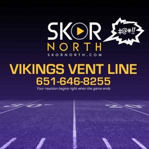 Vikings Vent Line by PodcastOne / Hubbard Radio