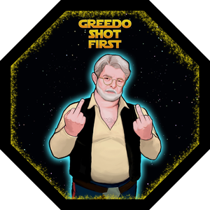 Greedo Shot First: A Star Wars podcast by Benjamin Light and Marco Sparks