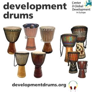 Development Drums by Owen Barder
