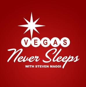 Vegas Never Sleeps by Steven Maggi