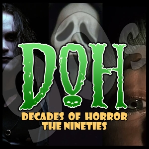 Decades of Horror 1990s and Beyond by Thomas Mariani