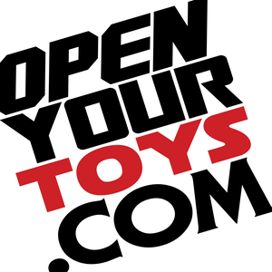 Open Your Toys Cast by Slick McFavorite (OpenYourToys.com)