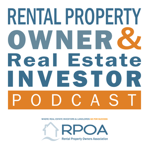 Rental Property Owner & Real Estate Investor Podcast by Rental Property Owners Association with Brian Hamrick