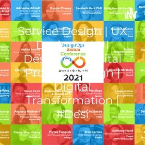 Service Design   UX Designer   UI Designer   Digital Product Design   Digital Transformation   #Desi by Peter Fossick