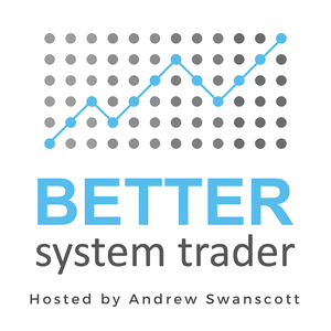 Better System Trader by Andrew Swanscott chats with professional traders Larry Williams, Ernest Cha