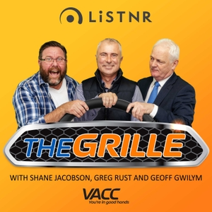 THE GRILLE by LiSTNR