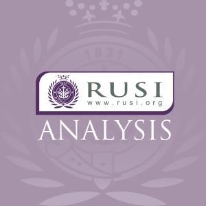 RUSI Analysis Podcasts by Royal United Service Institute