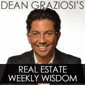 Dean Graziosi's Real Estate Investing Weekly Wisdom by Dean Graziosi | #1 Real Estate Investing Educator
