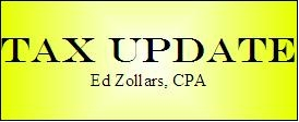 Ed Zollars' Tax Update Podcast by edzollarstaxupdate@gmail.com