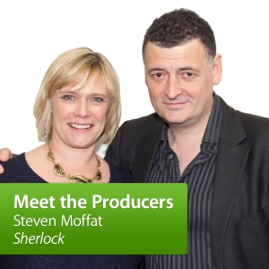 "Steven Moffat, ""Sherlock"": Meet the Producers by Apple Inc."